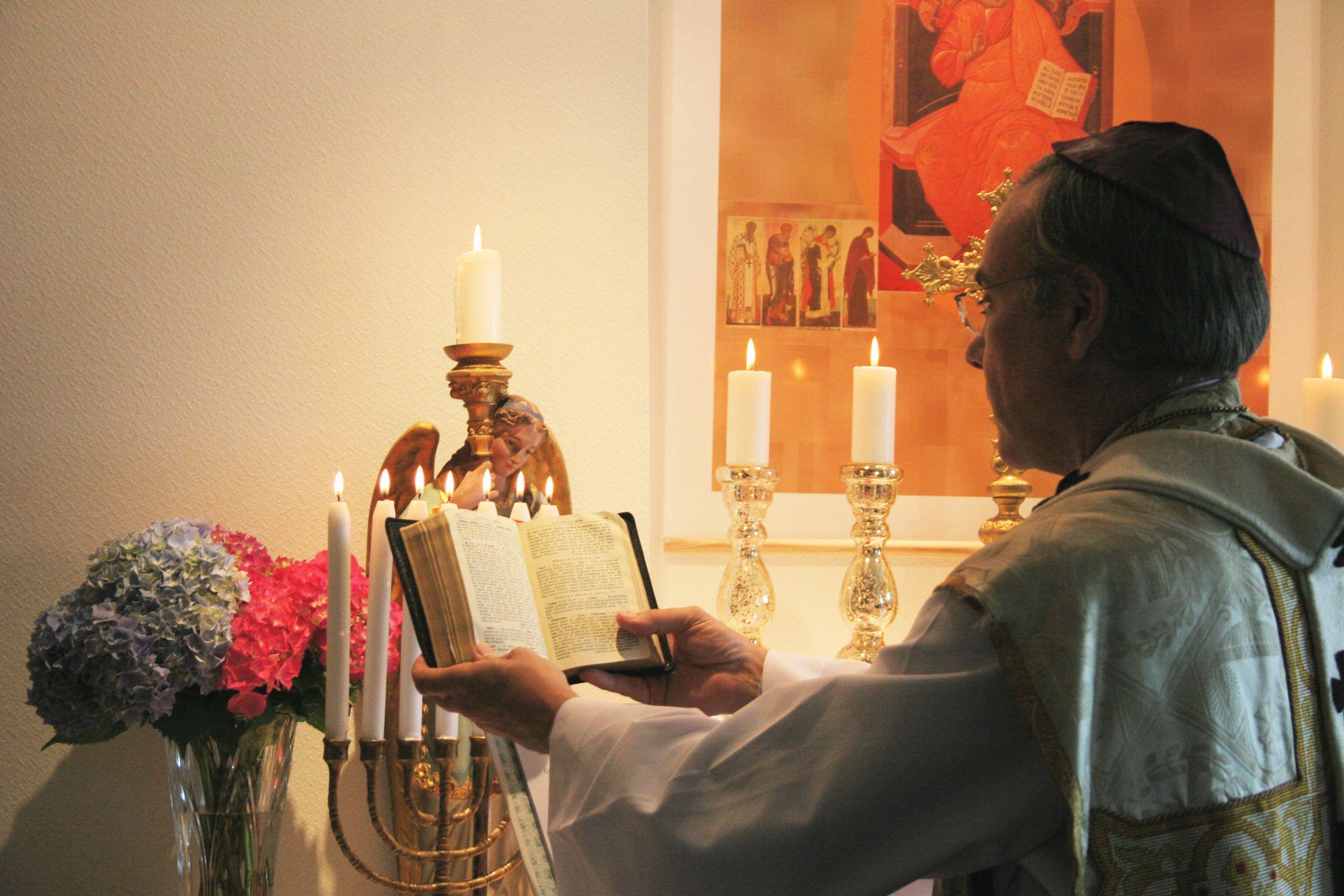 M ditation semaine de pentec te chapelle saint michel archange montbrison - Office des lectures du jour ...