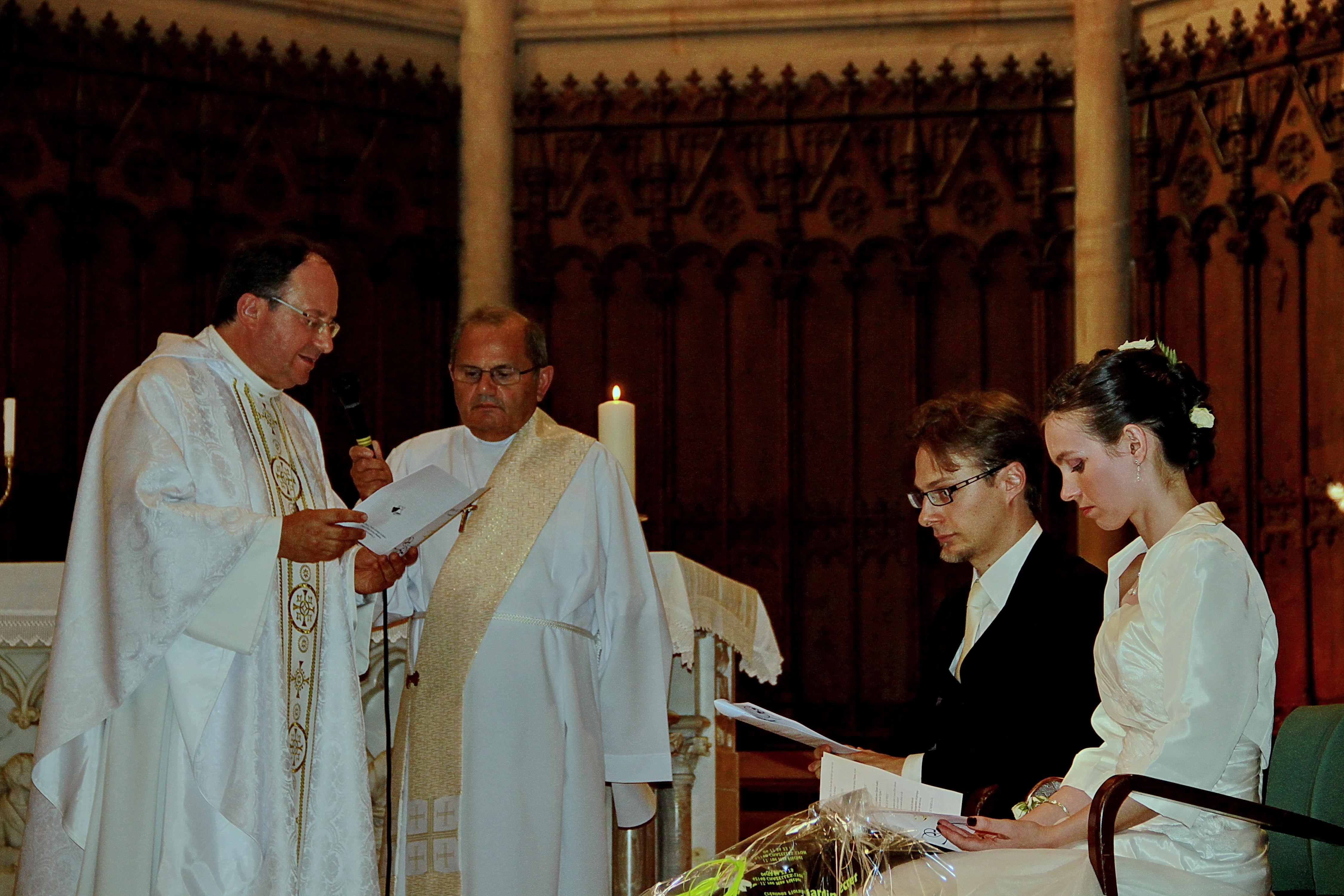 Rencontre catholique fiances