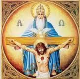l'Esprit relie le Père et le Fils
