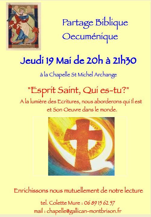 Esprit Saint (site et Louise)